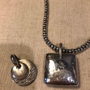Jewelry - 💙 Silpada Sterling Silver Necklace